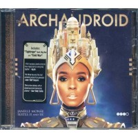 Janelle Monae - The Archandroid Cd