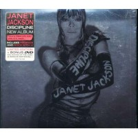 Janet Jackson - Discipline Limited Edt Digipack Dvd + Cd