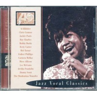 Atlantic Jazz Vocals Classics - Aretha/Phillips Cd