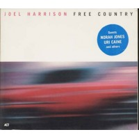 Joel Harrison - Free Country (Norah Jones) Cd