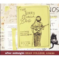 Jerry Garcia Band - After Midnight Kean College 1980 3X Cd
