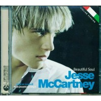 Jesse Mccartney - Beautiful Soul Italian Press Cd