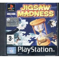 Jigsaw Madness Ps1