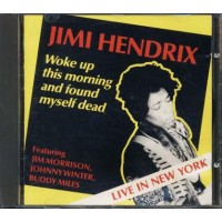 Jimi Hendrix - Woke Up This Morning And Found Myself Dead Cd