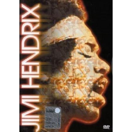 Jimi Hendrix - Snapper Raro Cult!! Dvd