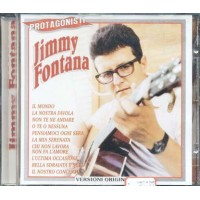 Jimmy Fontana - I Protagonisti Cd