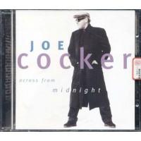 Joe Cocker - Across From Midnight Cd