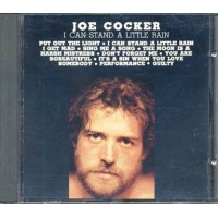 Joe Cocker - I Can Stand A Little Rain Cube Records Italy Cd