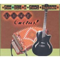 Joe Ely & Joel Guzman - Live Cactus! Digipack Cd