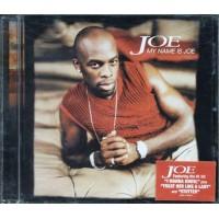Joe - My Name Is Joe Cd