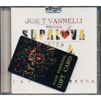 Joe T Vannelli Presenta Supalova Ibiza Cd