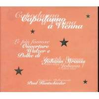 Johann Strauss - Capodanno A Vienna Cd