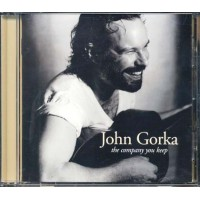 John Gorka - The Company You Keep Cd