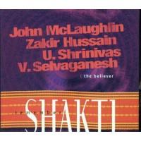 John Mclaughlin/Zakir Hussain/Shrinivas - Remember Shakti Digipack 2x cd