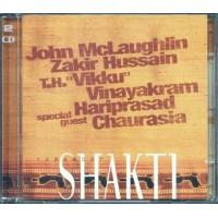 John Mclaughlin/Zakir Hussain/Shrinivas - Remember Shakti 2x Cd