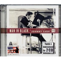 Johnny Cash - Man In Black/The Very Best Of 2x Cd