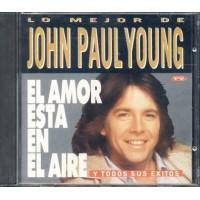 John Paul Young - El Amor Esta En El Aire Le Mejor De Cd