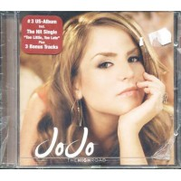 Jo Jo - The High Road Cd