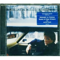 Jon Bon Jovi - Destination Anywhere Cd