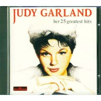 Judy Garland - Her 25 Greatest Hits Cd