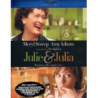 Julie & Julia - Meryl Streep/Stanley Tucci Blu Ray