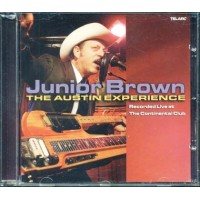 Junior Brown - The Austin Experience Cd