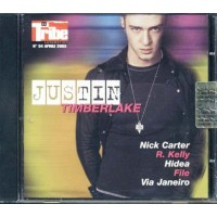 Justin Timberlake - Tribe Italy Promo Cd