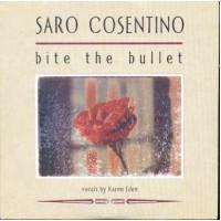 Karen Eden/Saro Cosentino - Bite The Bullet (Dischi Mulo) Promo Cardsleeve Cd