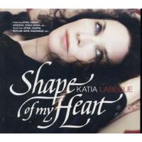 Katia Labeque - Shape Of My Heart (Sting/Radiohead/Beatles/Hancock) Cd