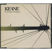 Keane - Everybody'S Changing Cd
