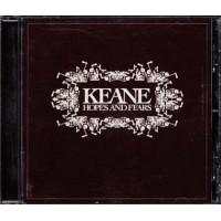Keane - Hopes & Fears Cd