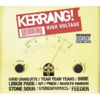 Kerrang - High Voltage (Yeah Yeahs/Qotsa/Him) Cd