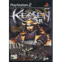 Kessen  Uk Version Ps2