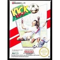 Kick Off Nes Nintendo Boxato
