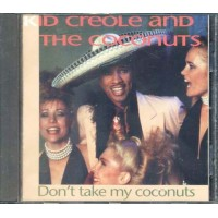 Kid Creole And The Coconuts - Don'T Take My Coconuts Cd