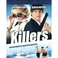 Killers - Ashton Kutcher Blu Ray