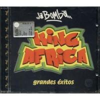 King Africa - La Bomba Grandes Exitos Cd