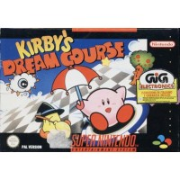 Kirby'S Dream Course Uk Snes Nintendo Pal E Scatola Eccellente