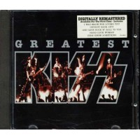 Kiss - Greatest Kiss Remastered Cd