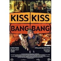 Kiss Kiss Bang Bang - Chris Penn/Skarsgard Dvd