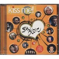 Kiss Me - Carmen Consoli/Tiziano Ferro/Renga/Tiromancino Cd