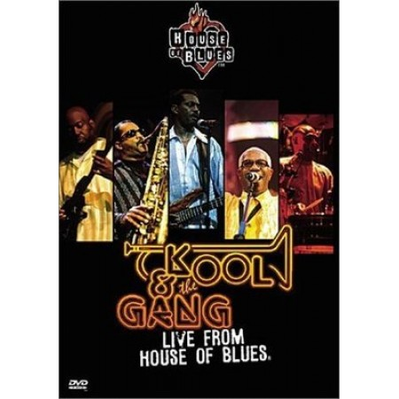 Kool & The Gang - Live From The House Of Blues Dvd