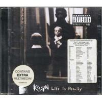 Korn - Life Is Peachy Limited Tour Edt Bonus Cd