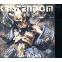 Kristendom - From Within Cardsleeve Full Promo Album Cd