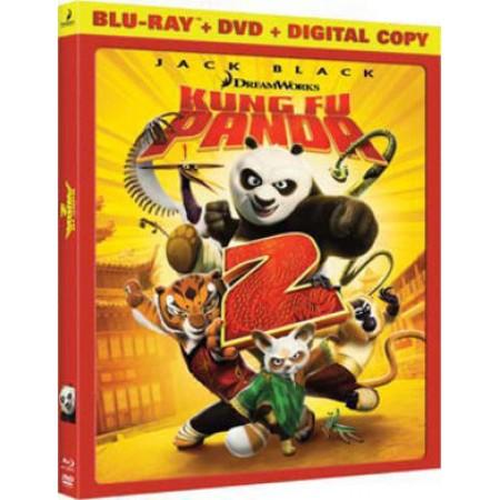 Kung Fu Panda 2 - Slim Case Blu Ray (No Contiene Il Dvd)