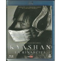 Kyashan La Rinascita Blu Ray