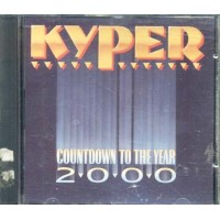 Kyper - Countdown To The Year 2000 Cd