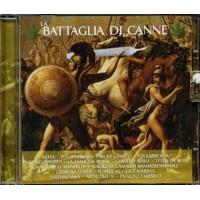 La Battaglia Di Canne - Neffa/Claudio Bisio/Articolo 31/Gaber/Tetes De Bois Cd