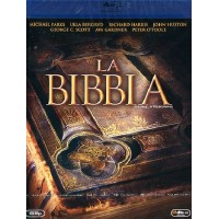 La Bibbia - John Huston/Ava Gardner/Richard Harris Blu Ray
