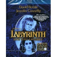 Labyrinth - David Bowie/Jennifer Connelly Blu Ray